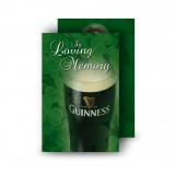 An Irish Toast To Remember Wallet Card