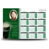 An Irish Toast To Remember Calendar Single Page