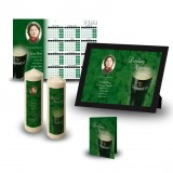 An Irish Toast To Remember Wall Package