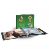 Irish Flag And Family Crest Photobook