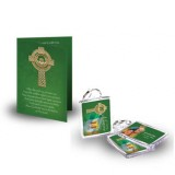 Irish Flag And Family Crest Standard Package