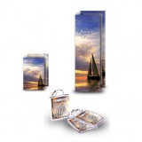Sunset Sailing Pocket Package