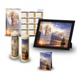 Sunset Sailing Wall Package