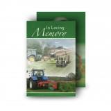 Farming No 2 Wallet Card
