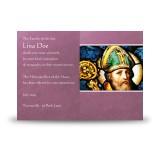 Saint Patrick No 1 Acknowledgement Card