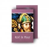 Saint Patrick No 1 Wallet Card