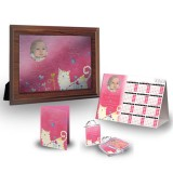Winnie The Poo Girl Table Package