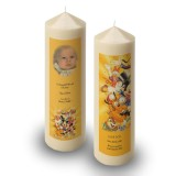 Disney Child Girl Candle