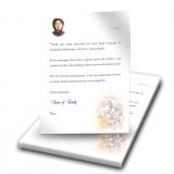 Disney Child Girl Thank You Letter