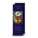 Stained Glass The Eucharist Bookmarker
