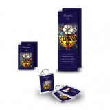 Stained Glass The Eucharist Pocket Package