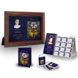 Stained Glass The Eucharist Table Package