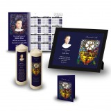 Stained Glass The Eucharist Wall Package
