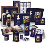 Stained Glass The Eucharist Custom Package