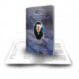 Navy Funeral Book