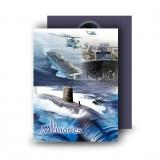 Navy Standard Memorial Card