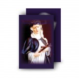 St Rita Wallet Card
