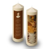 Joinery Building Candle