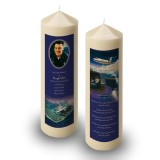 Aviation Candle