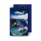 Aviation Wallet Card