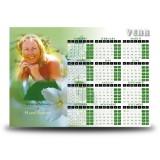 Bespoke Calendar Single Page